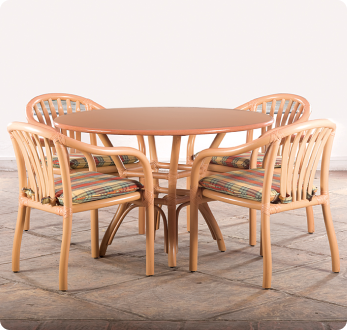 Miami Chair Dining Set